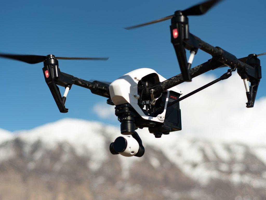 Droni negli interventi
