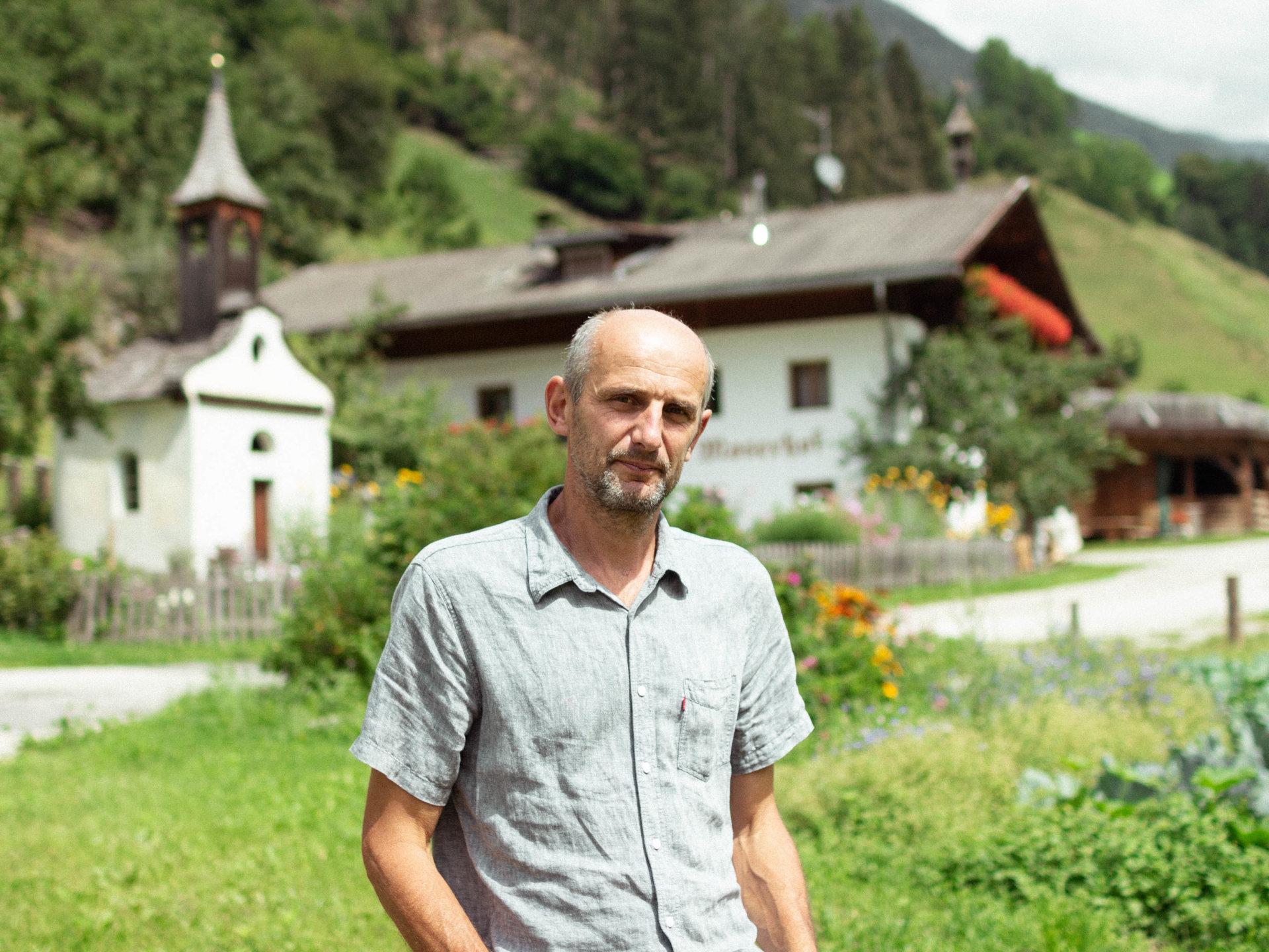 Michael Oberhollenzer