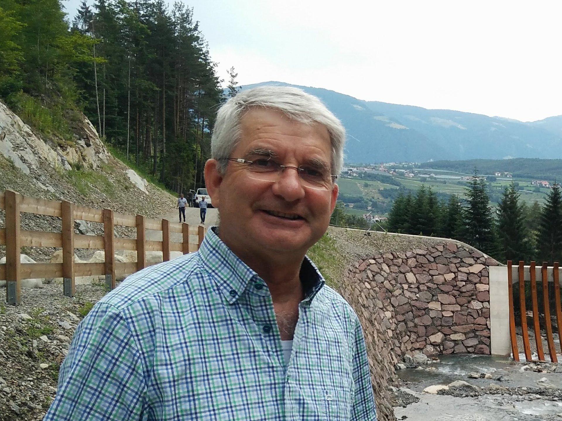 Dr. Rudolf Pollinger
