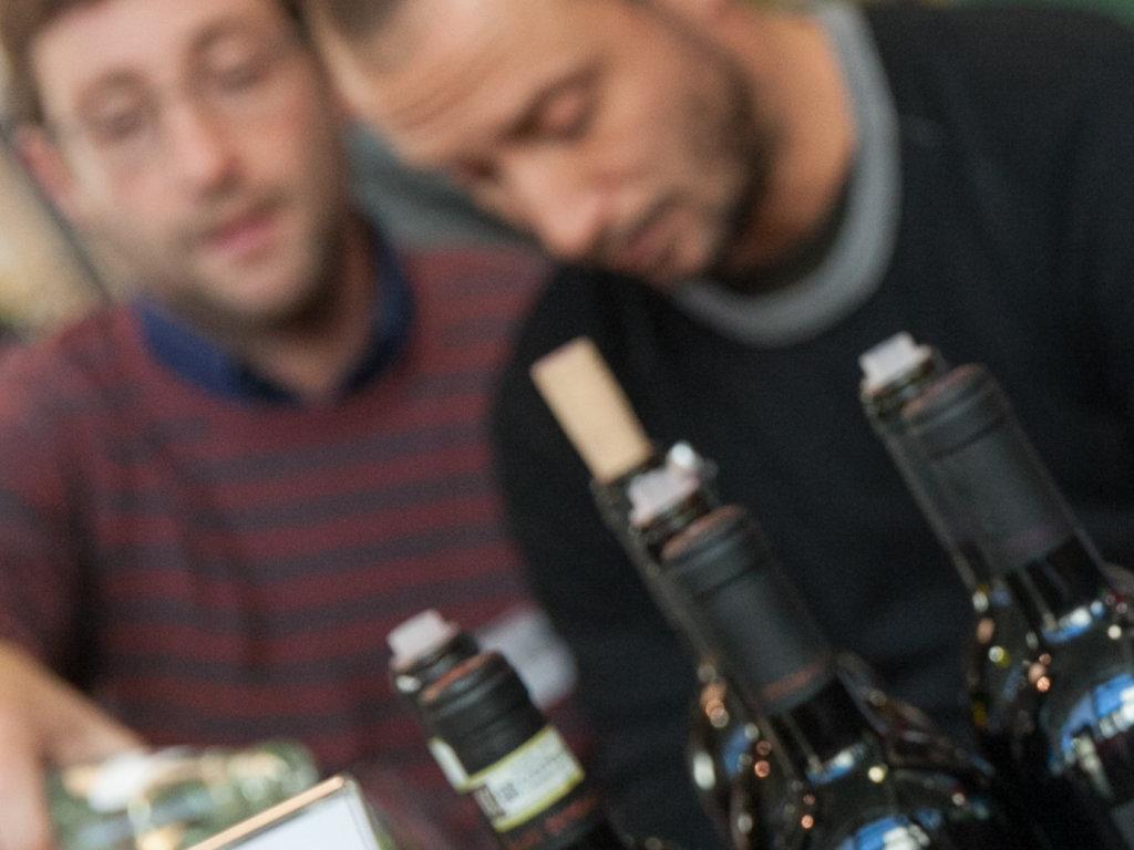 Neues lernen über autochthone Weine