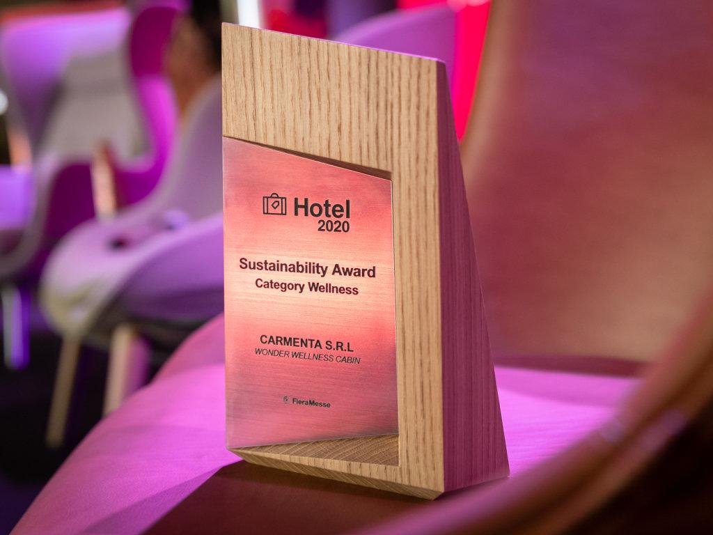 Sustainability Award Hotel 2021