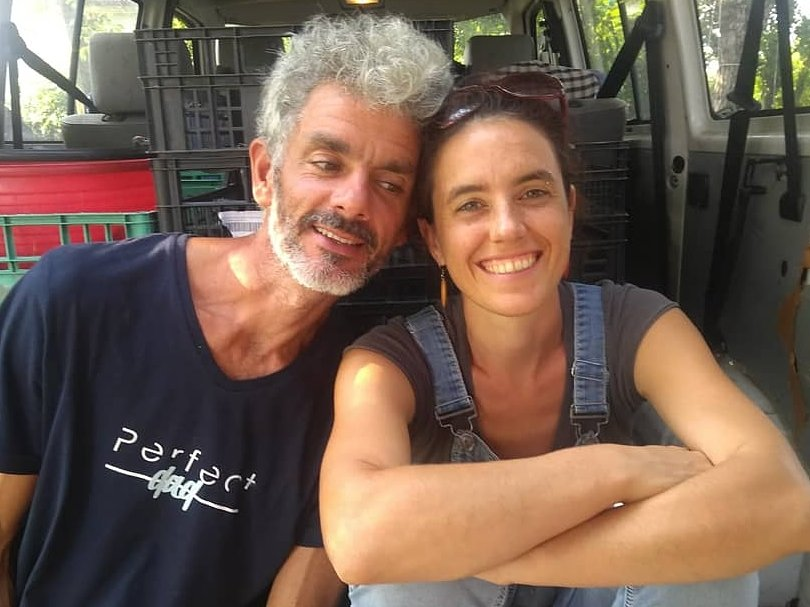 Elisa und Federico