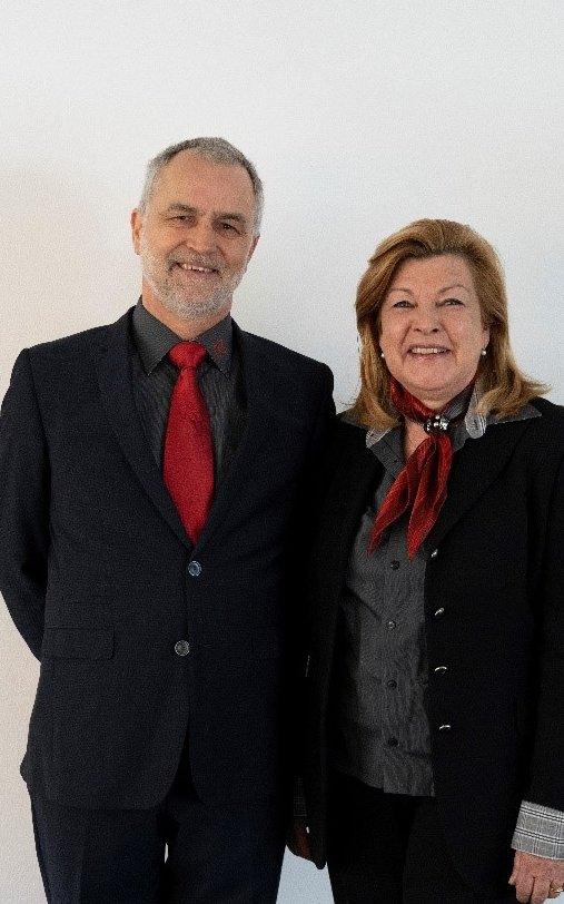 Annemarie und Anton Kofler