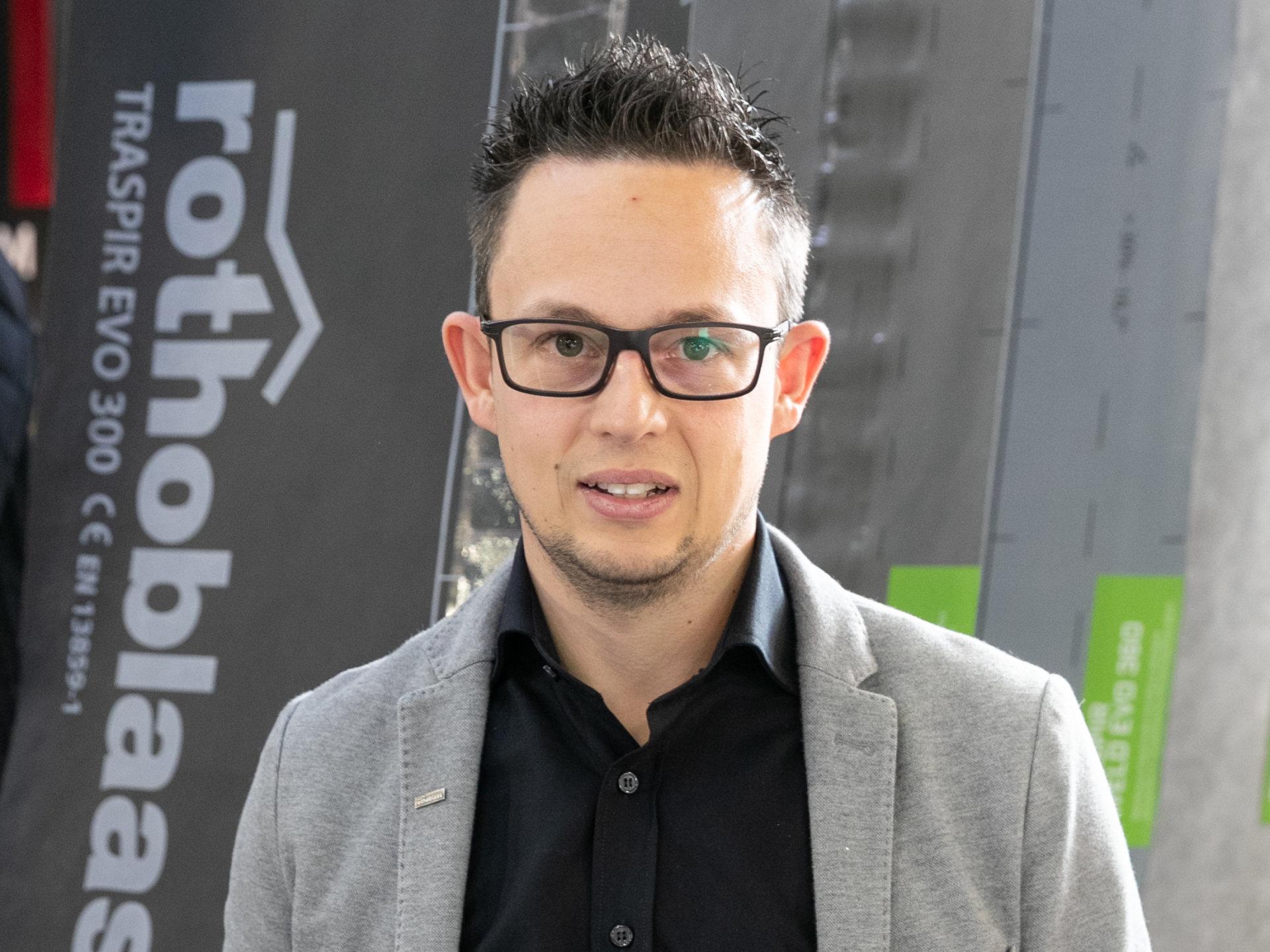 Christian Tomasini - Rothoblaas
