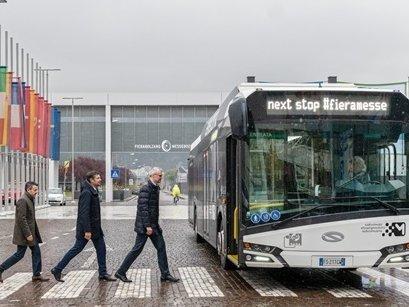 Gratis zur FieraMesse mit den öffentlichen Verkehrsmitteln