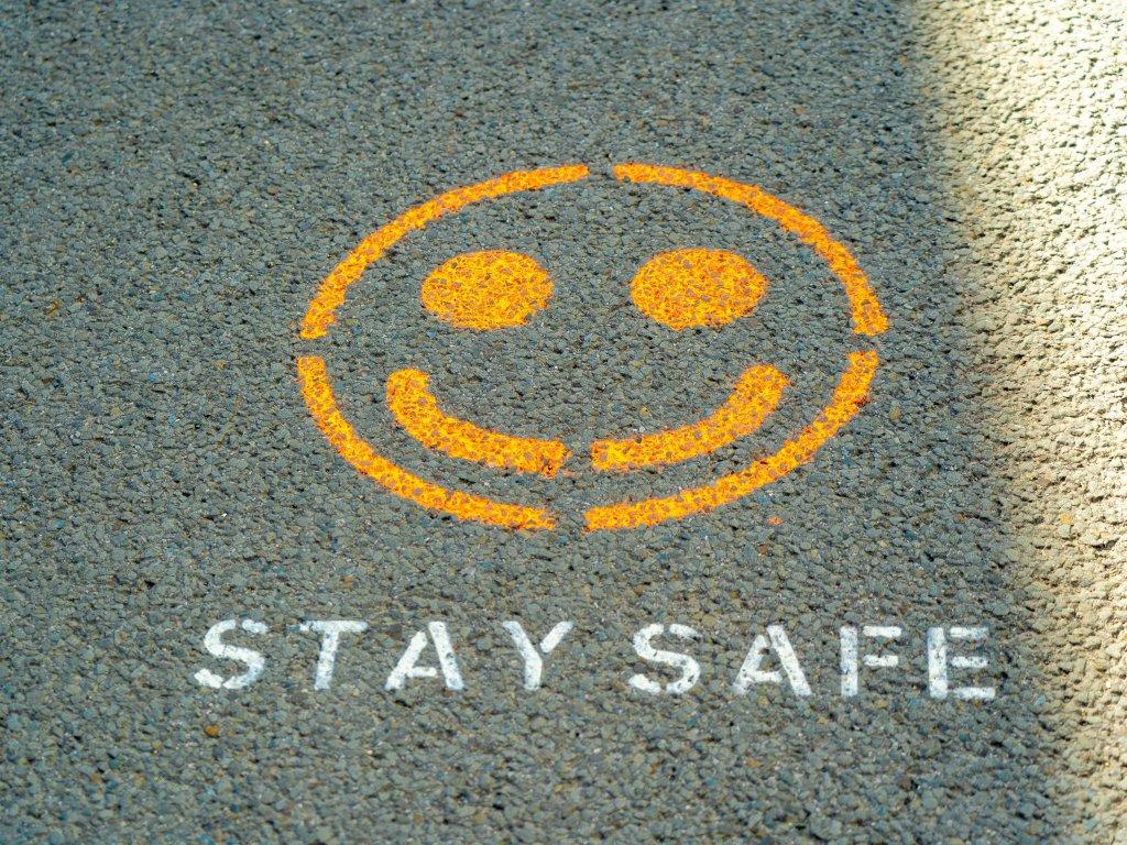 Für die Sicherheit Ihrer Gäste