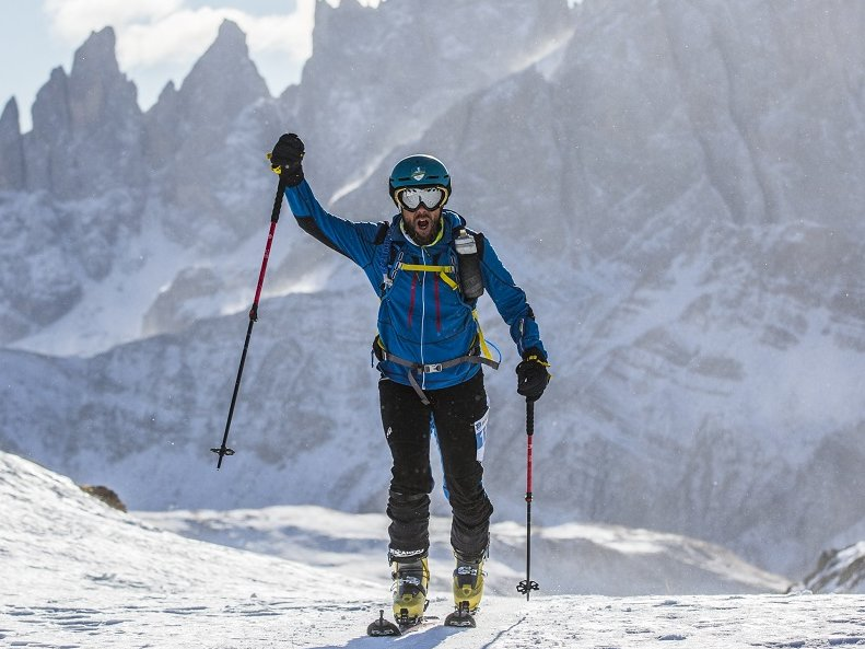 Prowinter is... Ski Touring