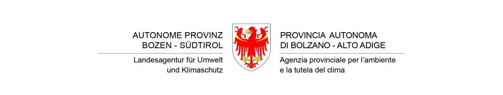 Provincia Autonoma di Bolzano - Agenzia Provinciale per l'ambiente e la tutela del clima