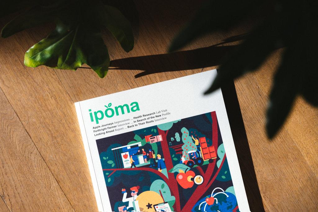 Messe Bozen gewinnt Silber-Award für Interpoma-Magazin