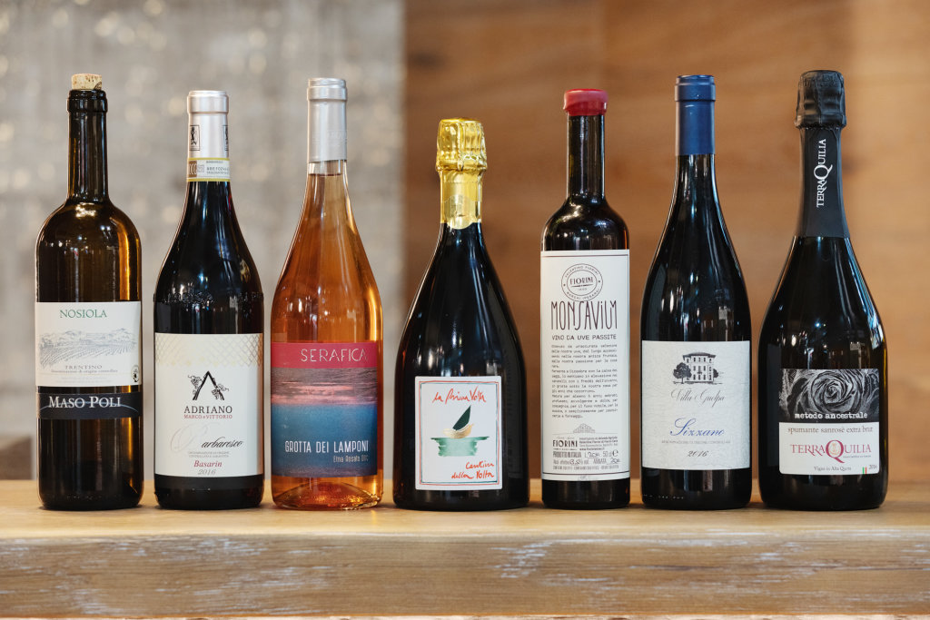 Nuova formula e antichi vitigni